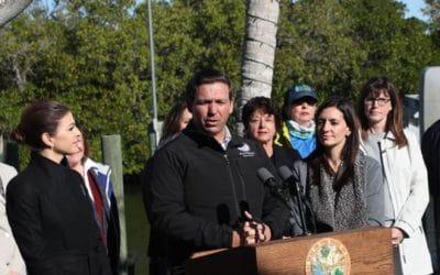 Governor Ron DeSantis Unveils Major Environmental Reforms