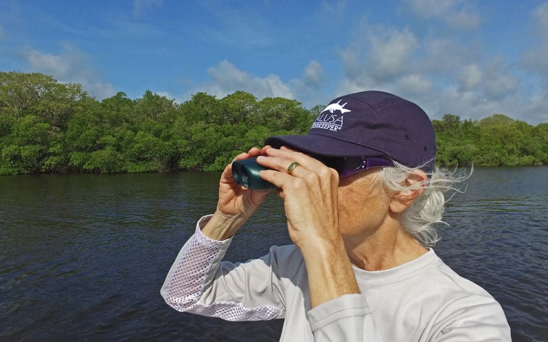 Calusa Waterkeeper Protects Region's Vital Marine Resources