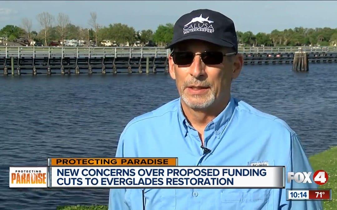 Florida Delegation Urges Trump to Increase Everglades Funding