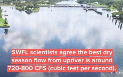Challenging the Caloosahatchee Minimum Flow Level (MFL)