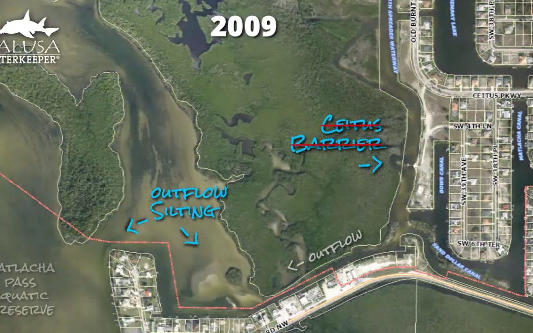 A Case for Barriers in Cape Coral's Spreader Waterways