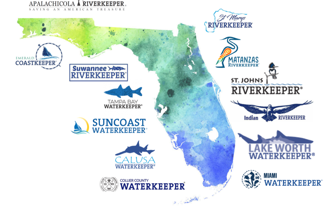 Florida Waterkeepers Committed to Protecting Sunshine State Waters