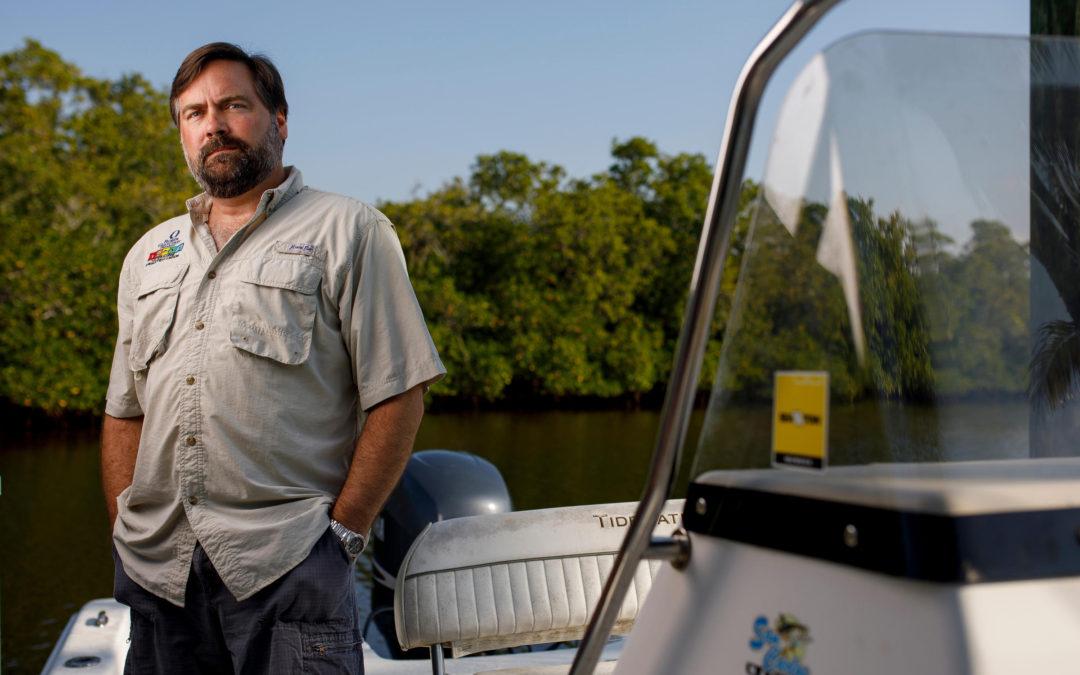 Dr. Mike Parsons_WGCU Media - Photo: Brian Tietz
