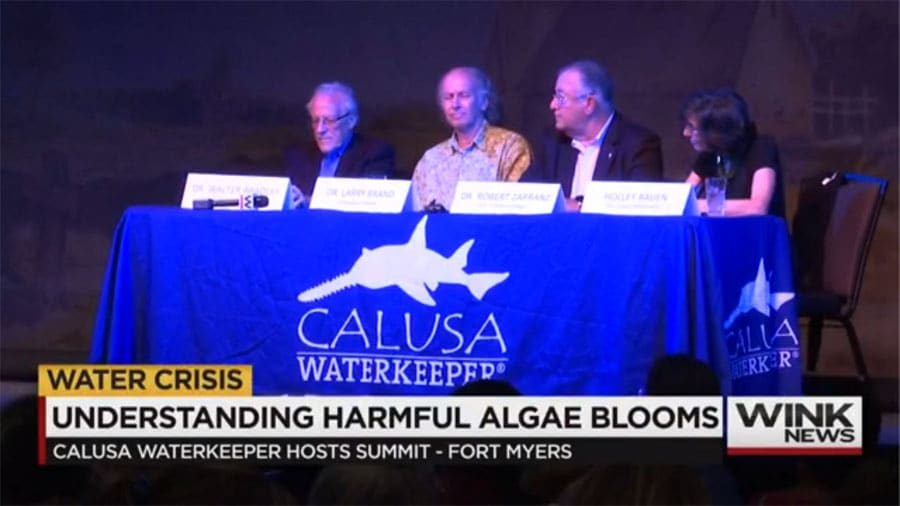 Experts Say Public Awareness is Critical at Water Quality Summit