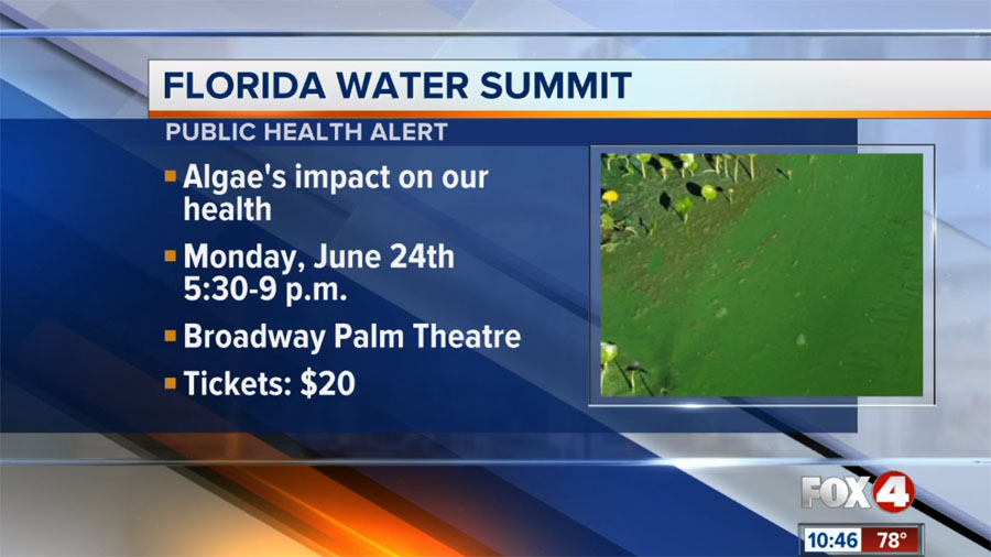 Florida Water Summit Planned by Calusa Waterkeeper