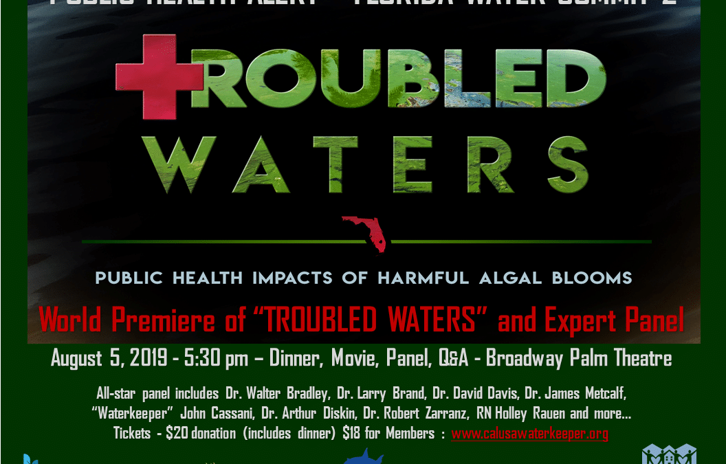 Tickets Going Fast for Calusa Waterkeeper Summit & Documentary Debut