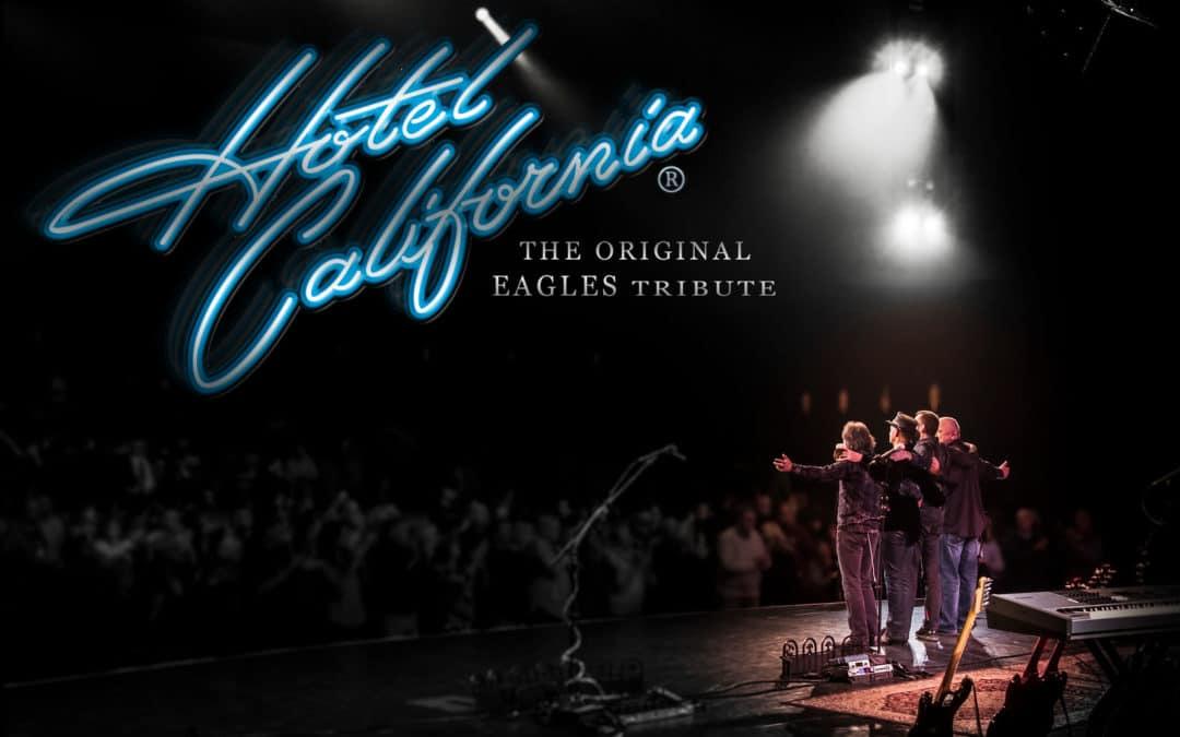 Hotel California Eagles Tribute Band