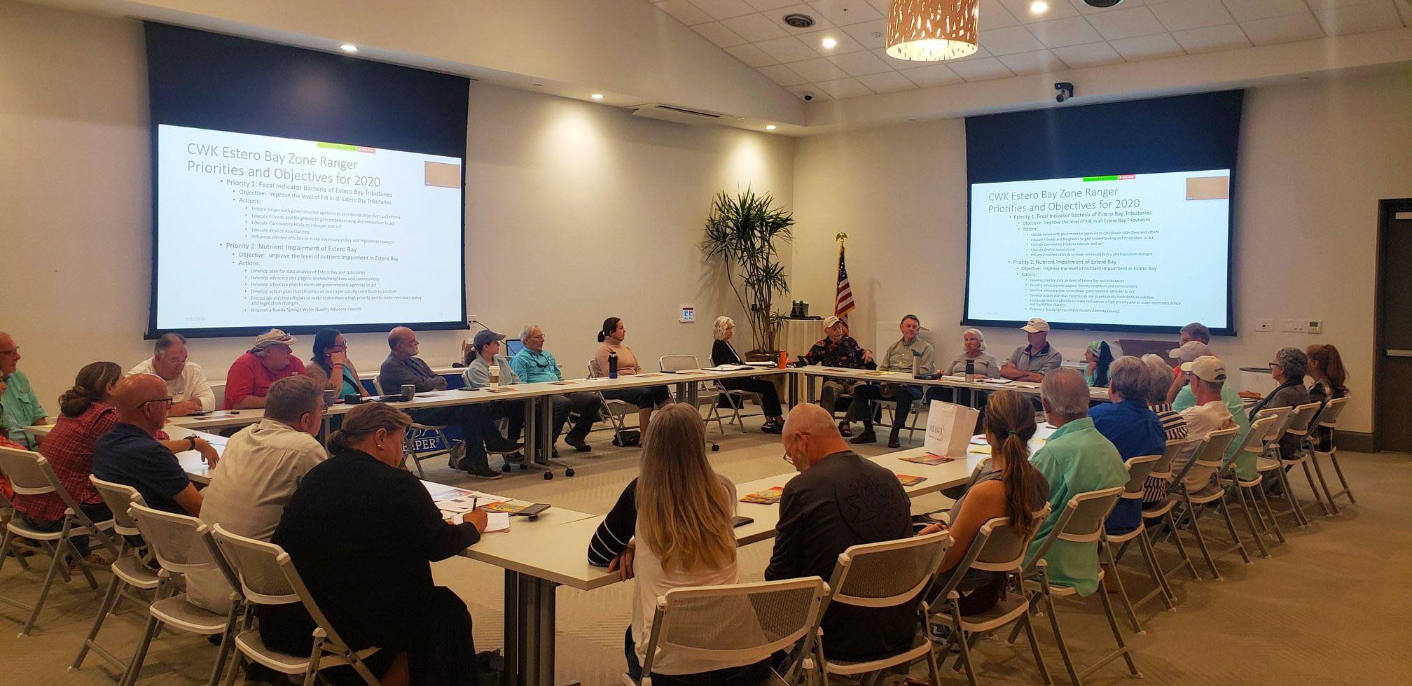 CWK Quarterly Ranger Meeting - Winter 2020