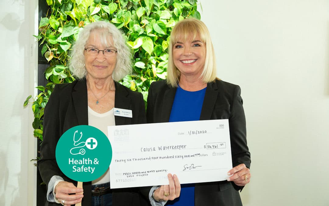 Calusa Waterkeeper Receives Community Impact Grant from Southwest Florida Community Foundation
