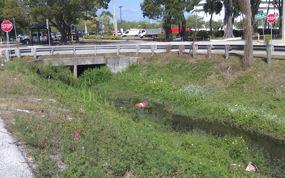 183,000 Gallons of Raw Sewage Spilled and now Winding Through the Caloosahatchee