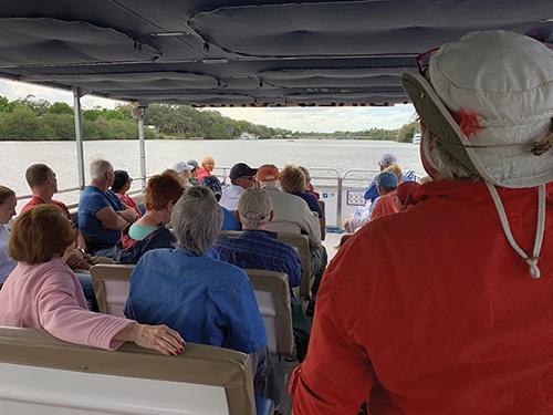 Swamp Cabbage Festival River Excursion-Caloosa Belle
