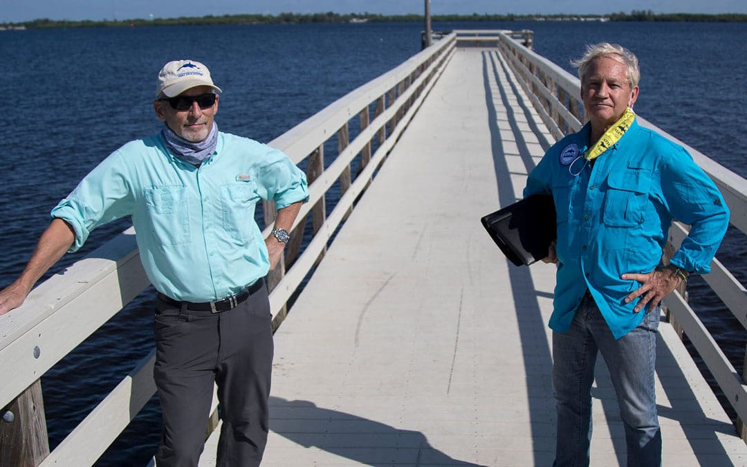 How to Save a River at Risk? Calusa Waterkeeper Looks back at 25 Years of Working for the Watershed