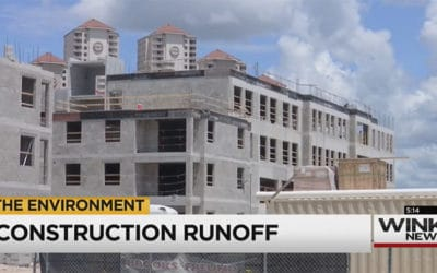 Fort Myers Construction Sites Investigated for Caloosahatchee Runoff
