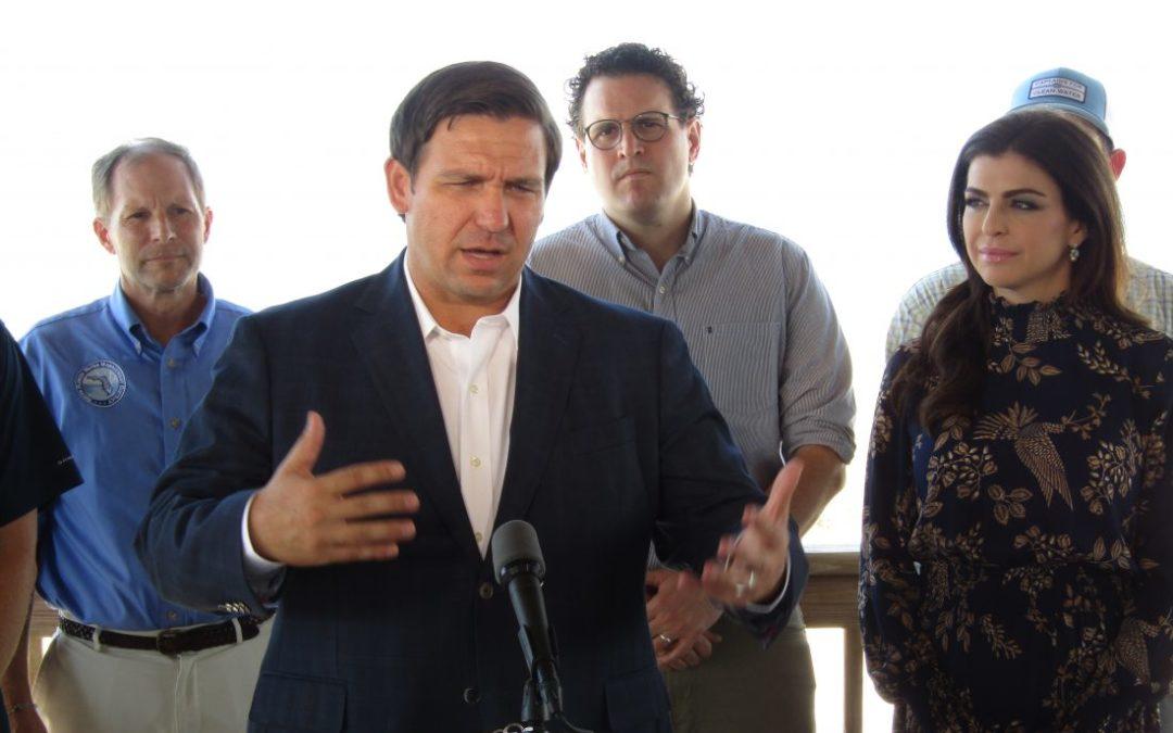 DeSantis Announces Agreement on Everglades Reservoir