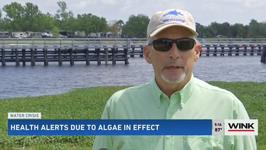 Two Algae Health Alerts Issued in Lee County as Community on Watch