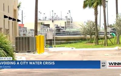 Algae Toxins Cripple Water Supply in West Palm Beach