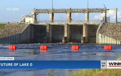 SWFL Clean Water Advocates Hear Federal Proposal for Lake Okeechobee Operations