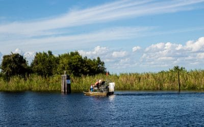 Florida Coasts Battle Over Water Releases as Controversial Lake O Plan Nears Completion